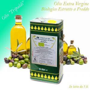 olio extra vergine biologico estratto a freddo