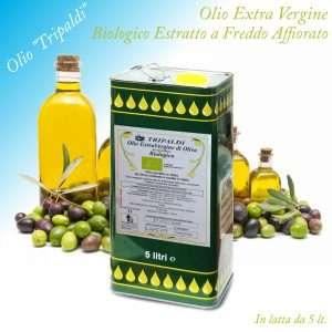 olio extra vergine biologico estratto a freddo affiorato